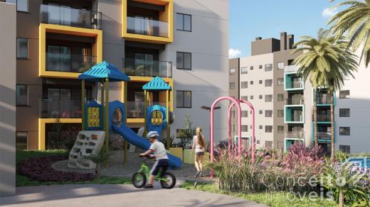 Vista Uvaranas Com 2 Dormitórios - Final 4 E 6