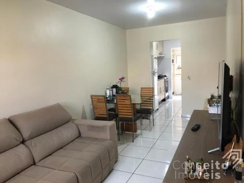 Residência Semi Mobiliada No Condomínio Ybaté