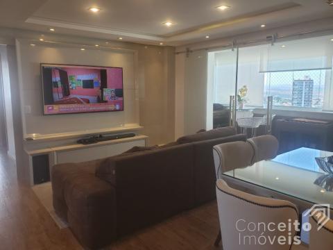 <strong>Edifício Toronto - Apartamento 3 quartos - Mobiliado</strong>