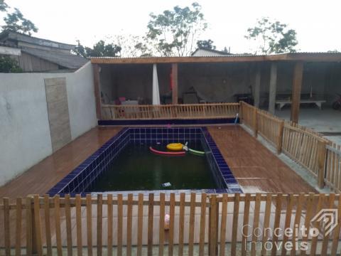 Residência Núcleo Santa Bárbara