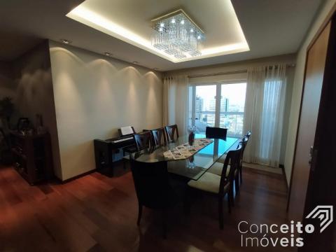 <strong>Edifício Monet - Excelente Apartamento Semi Mobiliado</strong>