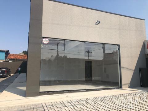 Sala Comercial Nova Em Excelente Localização