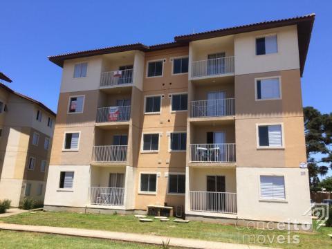 Foto Imóvel - Residencial Le Village - Uvaranas - Apartamento Mobiliado