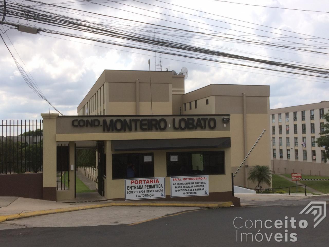 Apartamento Semi Mobiliado - Condomínio Monteiro Lobato