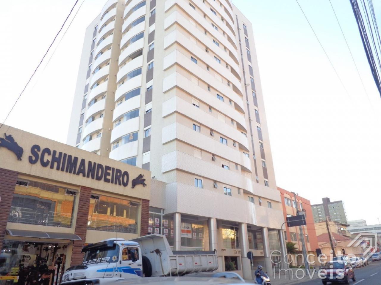 Apartamento Semi Mobiliado - Edifício Victor Hugo
