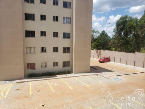 Cond. Jardim Das Araucárias -  Apartamento 2 Quartos
