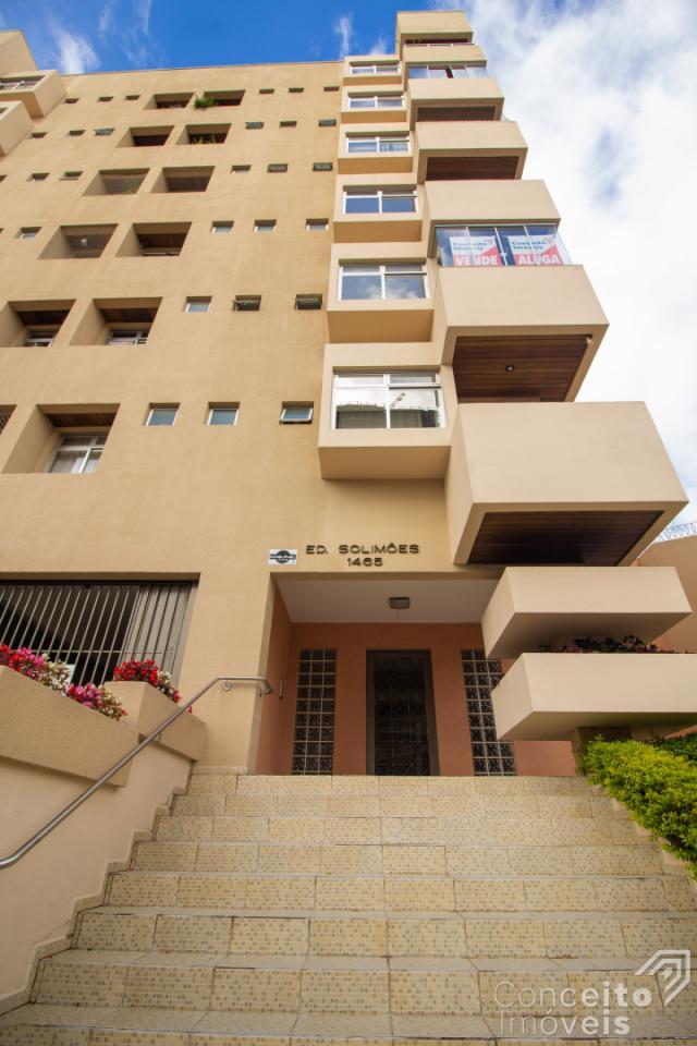 <strong>Edifício Solimões- Apartamento Semi Mobiliado no Centro</strong>