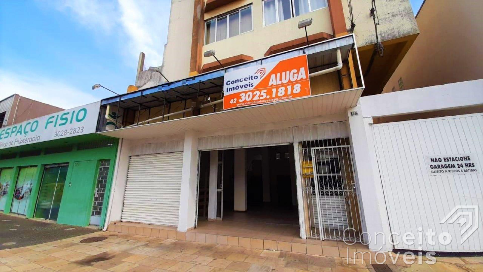 <strong>Excelente sala comercial na Avenida Ernesto Vilela</strong>