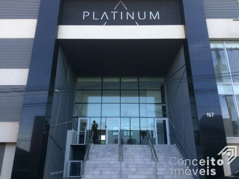Edifício Platinum - Apartamento Semi Mobiliado - Oficinas