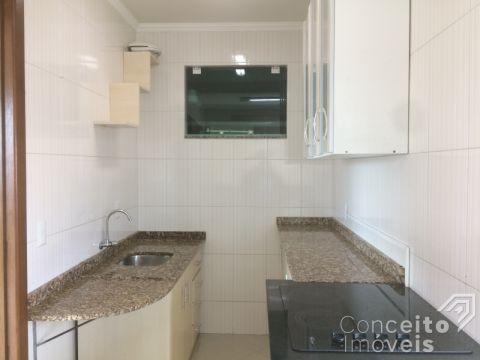 Apartamento Semi Mobiliado - Uvaranas