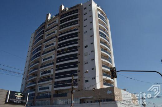 Foto Imóvel - Edifício Monet - Apartamento Semi Mobiliado - Centro
