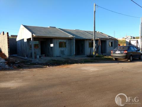 Casas Com 2 Quartos - Loteamento Nova Ponta Grossa