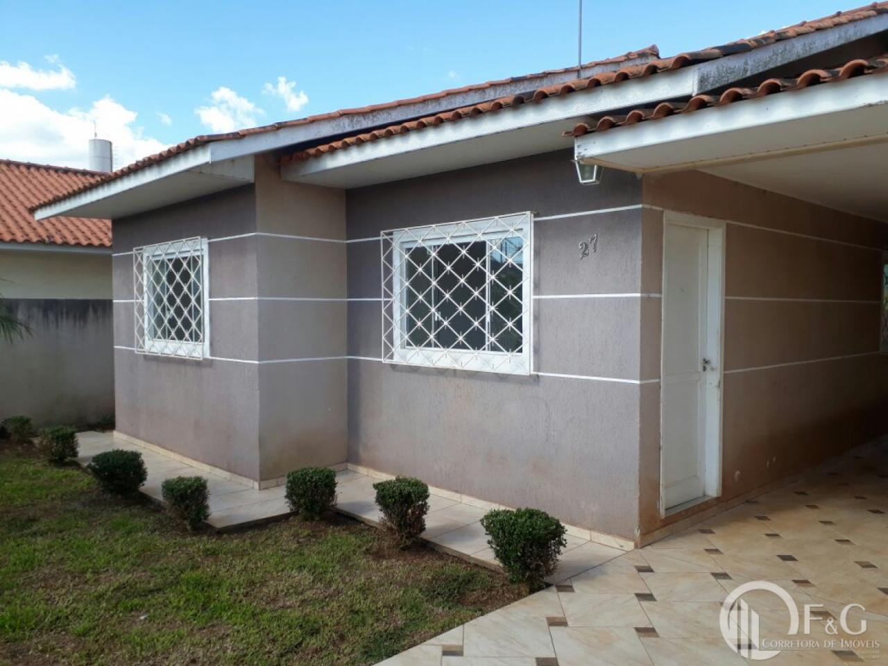 Casa à Venda No Jardim Veneza - Uvaranas