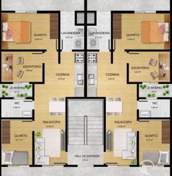 Apartamento 3 Quartos São Marcos