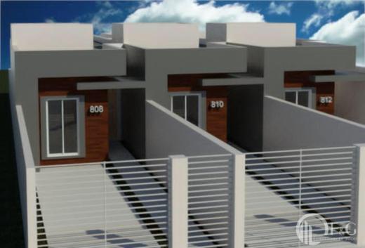 Casa 2q | Nova Pontagrossa