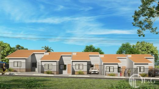 Casa Com 2 Quartos | Olarias
