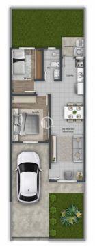 Foto Casas com 2 quartos | Vila Hilgenberg