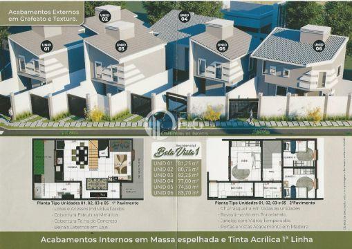 Foto Sobrados com 3 quartos suíte | Jardim Aroeiras