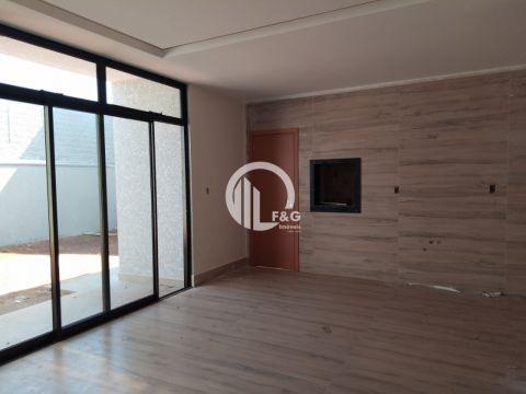 Foto Casa nova à venda | Jardim Giana