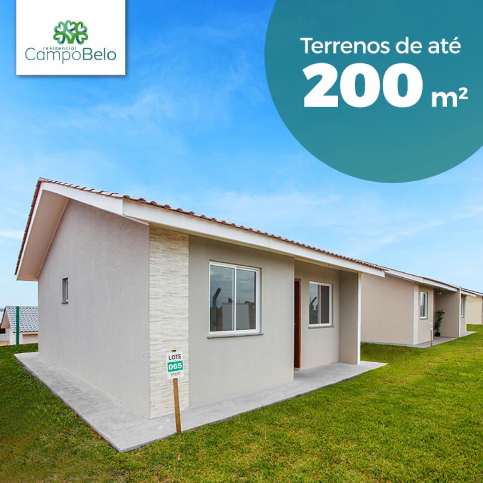 Residencial Campo Belo - Casas Uvaranas
