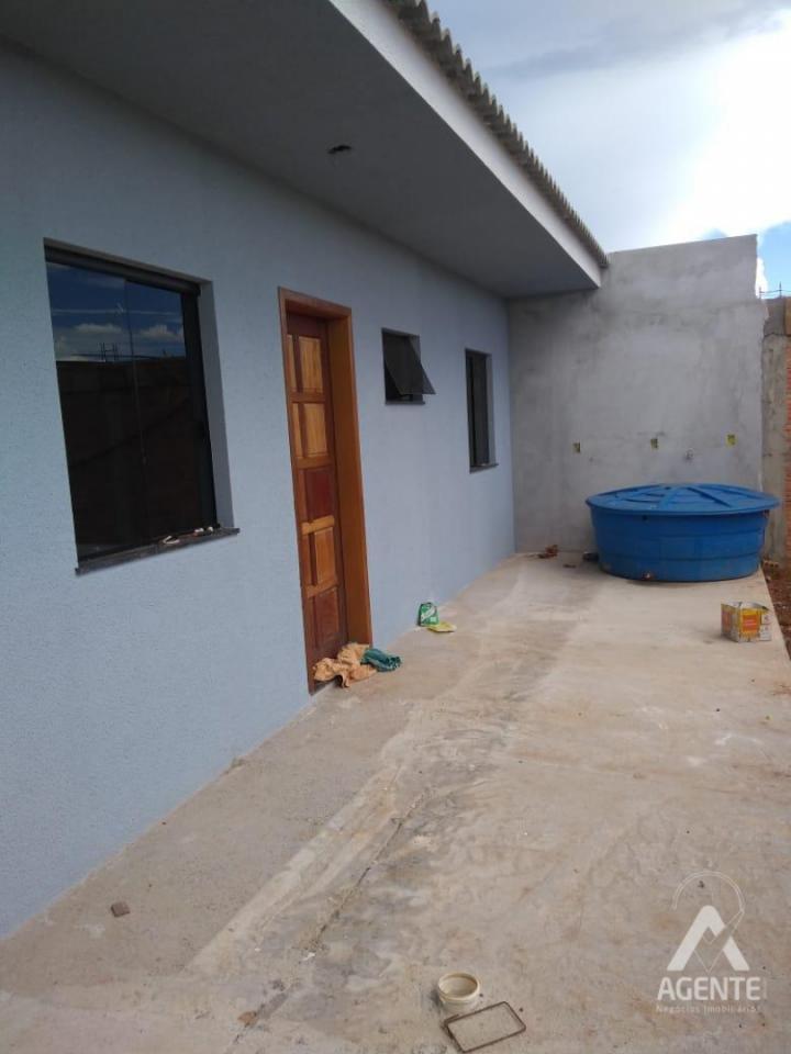Casa No Conjunto Habitacional Nova Ponta Grossa Para Venda