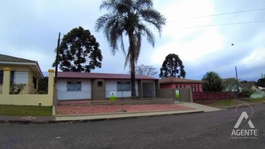Foto Imóvel - Casa Com Muito Espaço Externo - Oficinas