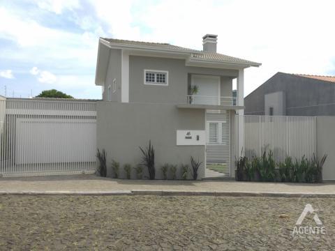 Foto Imóvel - Lindíssima Casa Em Uvaranas