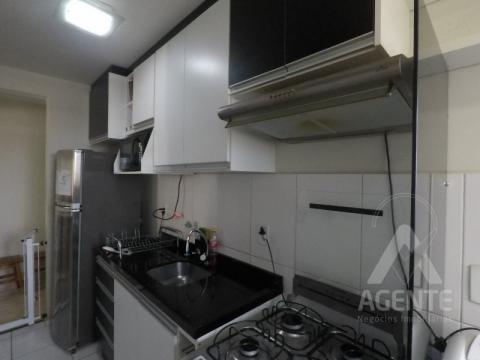 Excelente Apartamento No Residencial Pontal Dos Campos