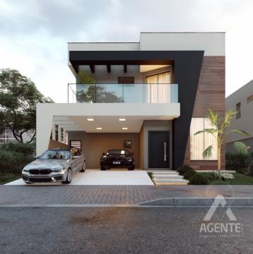 Foto Imóvel - Excelente Casa No Condomínio Parque Doman Paysage