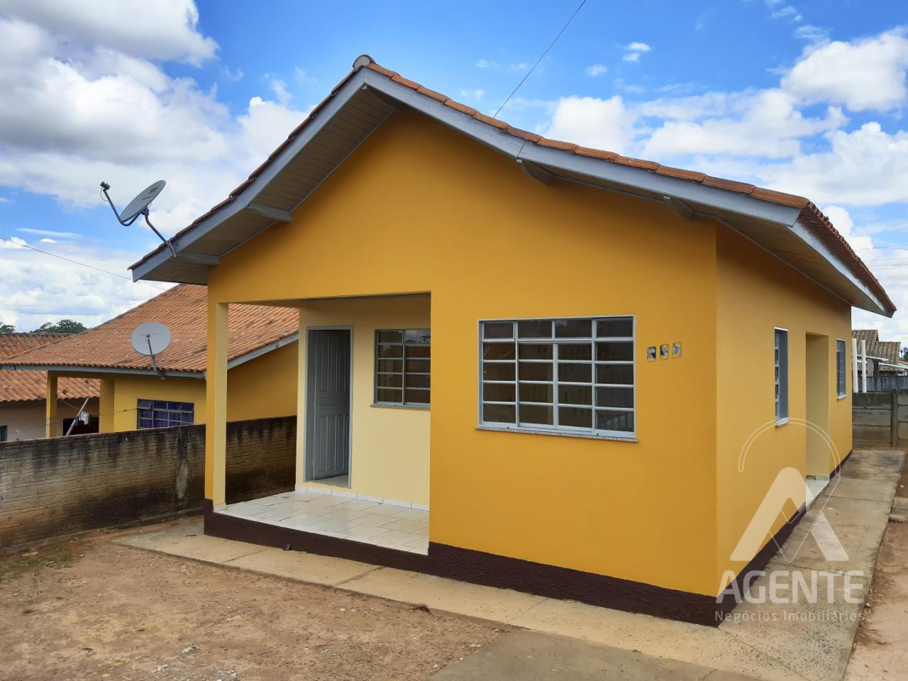 Casa Para Alugar - Jd. Santa Clara - Colonia Dona Luíza