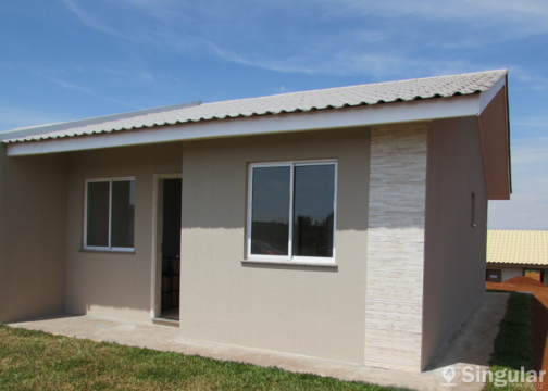 Casas De Esquina - Campo Belo Uvaranas -terreno 228,85 M²