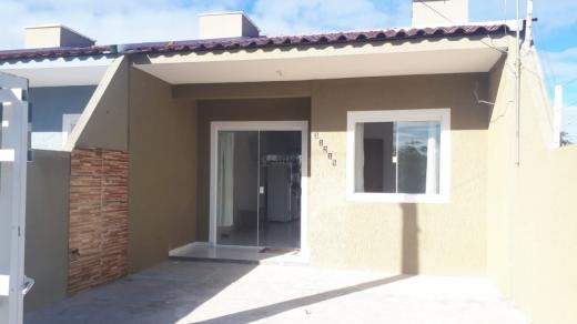 Casa Com 2 Quartos - Praia De Leste - Pr Próximo Ao Miramar