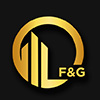 Logo F&G Corretora de Imóveis